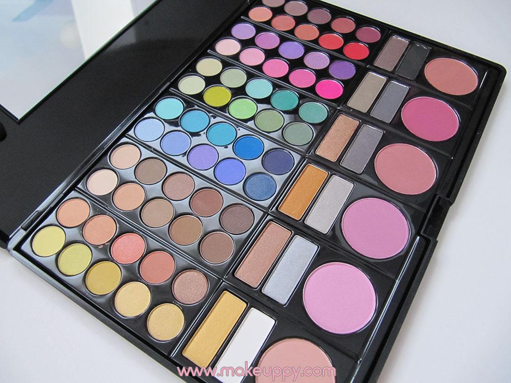 sconto speciale di costo moderato ampia selezione Palette Zoeva 78 colori ombretti+blush (PHOTO UPDATE!) | Makeuppy ...