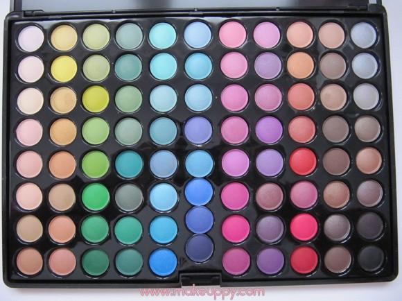 Zoeva Palette 88 Colori Mat