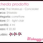 Shiseido – Concealer