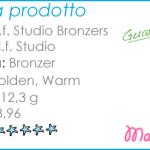 e.l.f. – I Bronzers della linea Studio