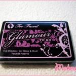 Confezione esterna della Glamour to Go 2