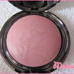 Zoom sulla cialda del Bling Blush n°02 Celebrity Rose