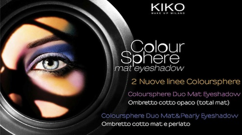 Colour Sphere Duo Mat Eyeshadow