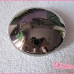 La confezione bronzata effetto specchio