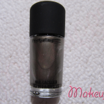 MAC – Nail Lacquer Very Important Platinum