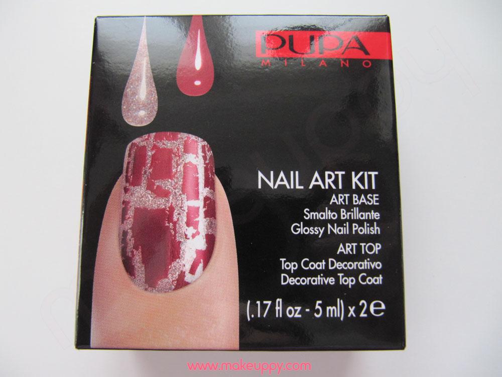 PUPA – Nail Art Kit Fall 2011