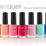 KIKO – Nuovi Nail Lacquer Spring 2012