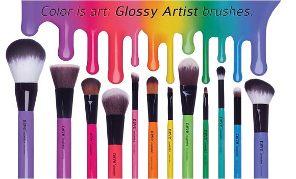 Nuovi Pennelli Glossy Artist