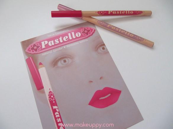 NEVE COSMETICS I Pastelli Labbra