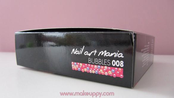 PUPA Bubble Nail Polish 008