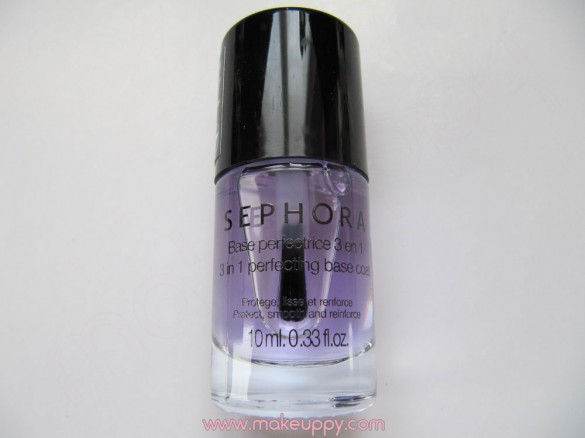SEPHORA 3 in 1 Perfecting Base Coat