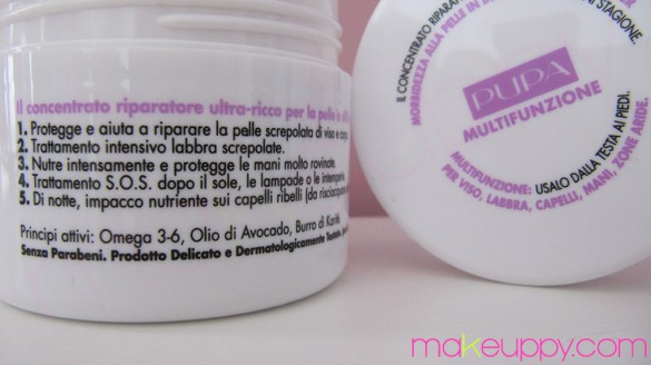 PUPA Review Concentrato S.O.S