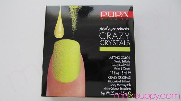 PUPA Crazy Crystals Kit 005