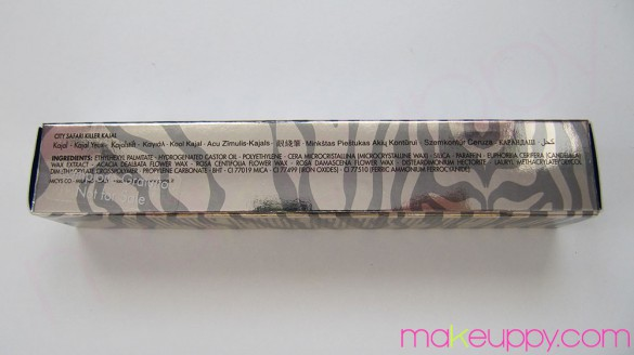 PUPA Review City Safari Collection