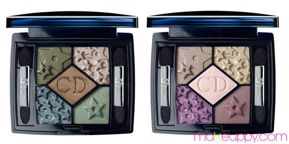 Preview DIOR Mystic Metallics Fall Collection 2013