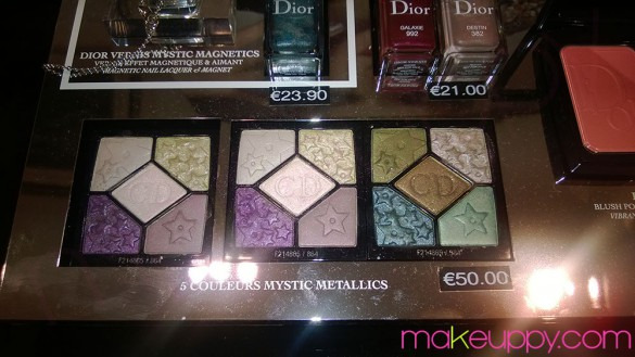 DIOR Palette Fall Collection 2013
