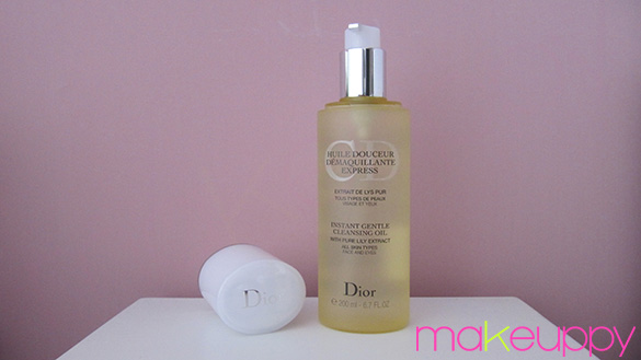 DIOR Instant Gentle Cleansing Oil