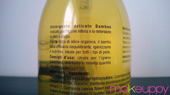 Alkemilla Detergente Delicato al Bamboo