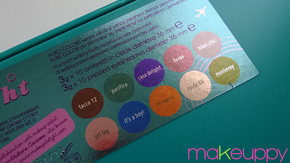 NEVE COSMETICS Palette Makeup Delight