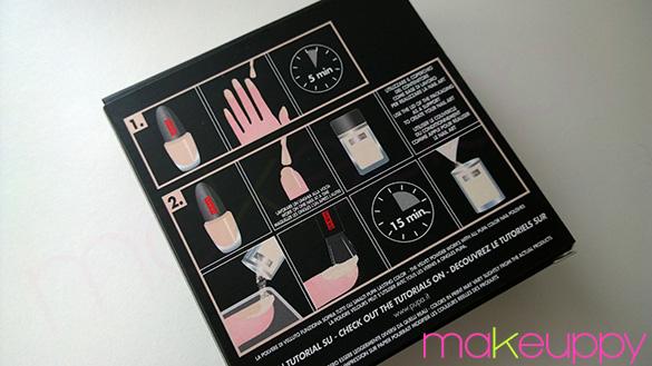 PUPA Fluffy Velvet Nail Kit