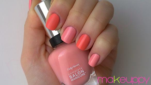 SALLY HANSEN  Complete Salon Manicure 421 e 500