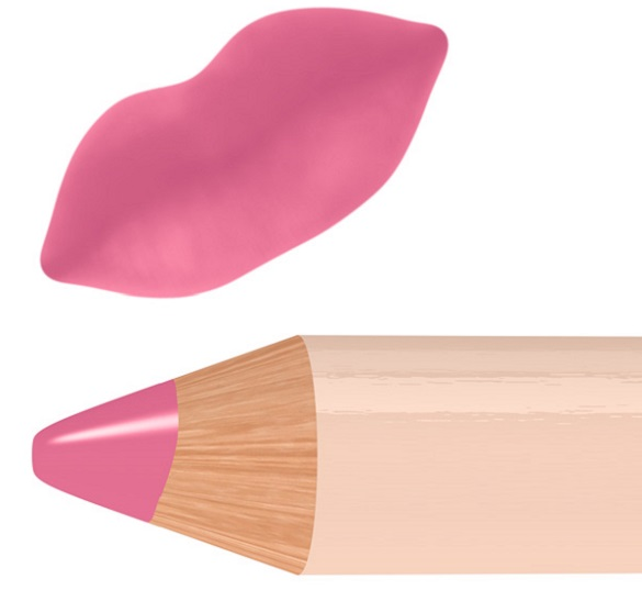 Neve Cosmetics Pastello Coccinella/Pink