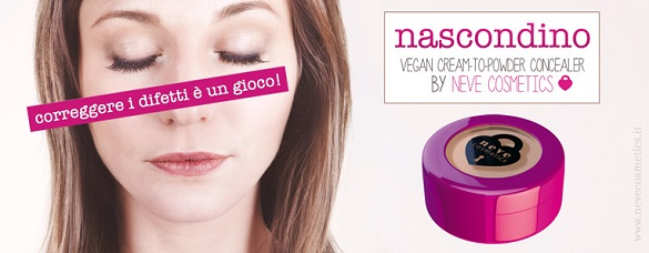 Neve Cosmetics Nascondino Concealer