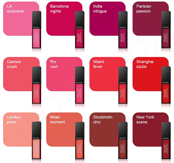 New Entry By Revlon For Summer 2014 Makeuppy Beauty Blog Makeup News Reviews Amp Tutorials
