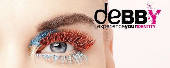 Debby POP-UP your eyes