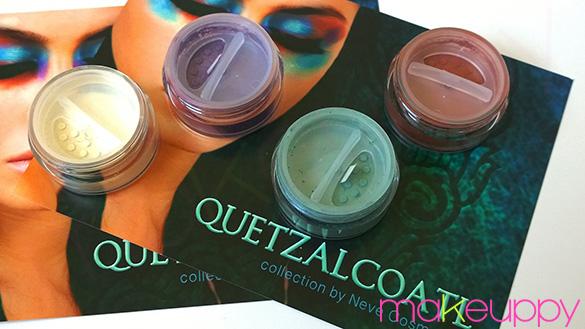 NEVE COSMETICS Quetzalcoatl Collection Summer 2014