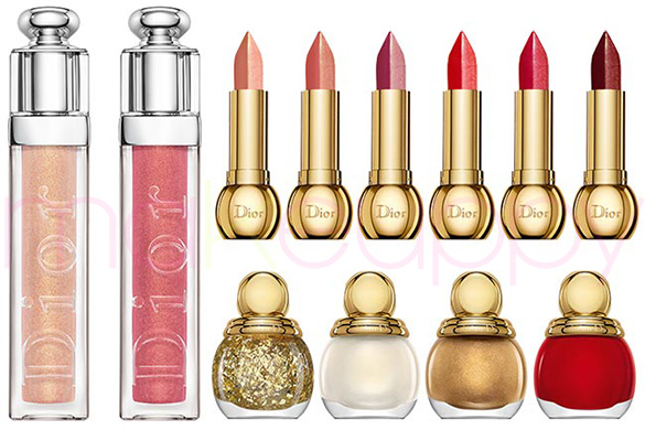 Dior Golden Shock Collection Holiday 2014