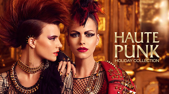 KIKO Haute Punk Preview Holiday 2014