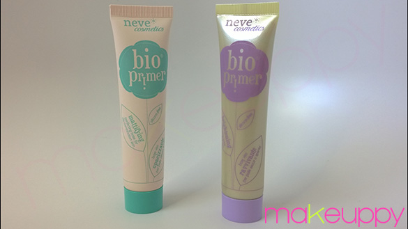 Neve Cosmetics Bio Primer Review