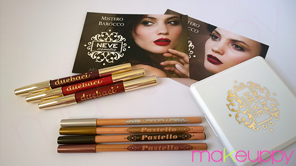 Neve Cosmetics Mistero Barocco Review