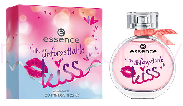 essence Like an Unforgettable Kiss