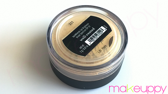 bareMinerals Well-Rested Eye Brightener Review