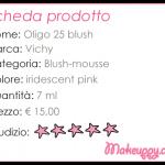 Vichy – Oligo 25 blush