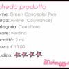 Avène – Green Concealer Pen
