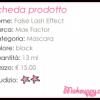 Max Factor – False Lash Effect