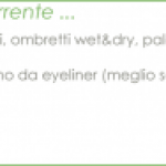 Come trasformare un ombretto (o un pigmento) in eyeliner