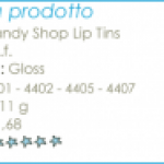e.l.f. – Lipgloss Candy Shop Lip Tins