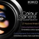 Nuovi Coloursphere Duo Mat KIKO