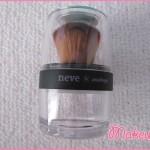 Neve Cosmetics – Kabuki Jar e Puff Jar