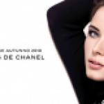 La collezione Autunno 2010 di Chanel