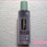 Clinique – Clarifying Lotion 2