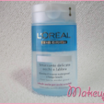 L'Oréal – Struccante delicato occhi e labbra