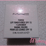 MAC – Tinted Lip Conditioner SPF15 + Lavender
