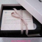 Unboxing GlossyBox Novembre 2011