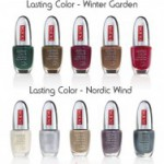 PUPA –  Lasting Color Winter Garden e Nordic Wind Collections