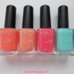 KIKO – Review nuovi Nail Lacquer Spring 2012